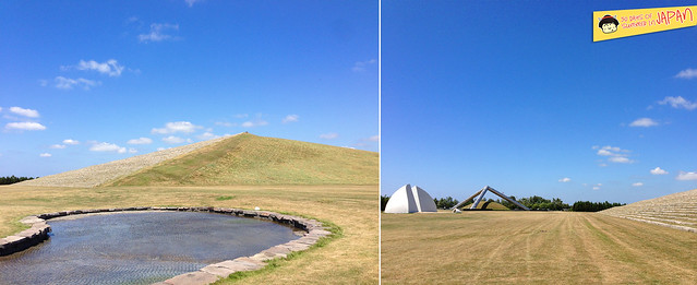 Hokkaido - Moerenuma Park by Isamu Noguchi 9