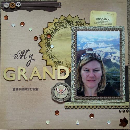 My Grand Adventure SM