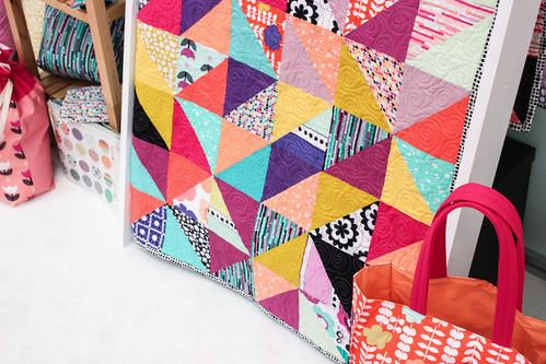 Spring Quilt Market - Geometric Bliss