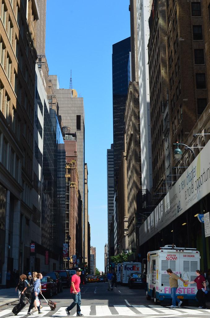 A street from NY