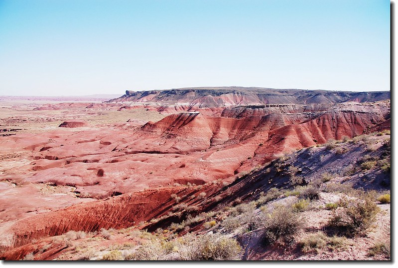 Painted Desert From Lacey point 1