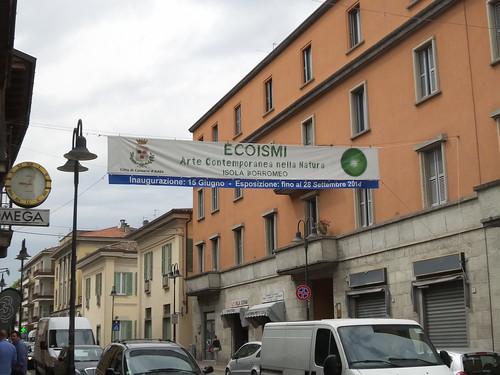 Lo striscione di Ecoismi 2014! by Ylbert Durishti