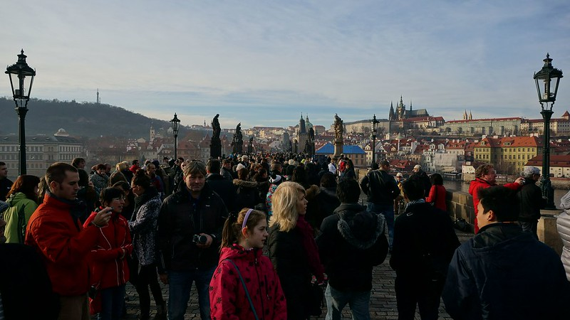 Prague: Walk In The Old Town, Jewish Quarter & Charles Bridge