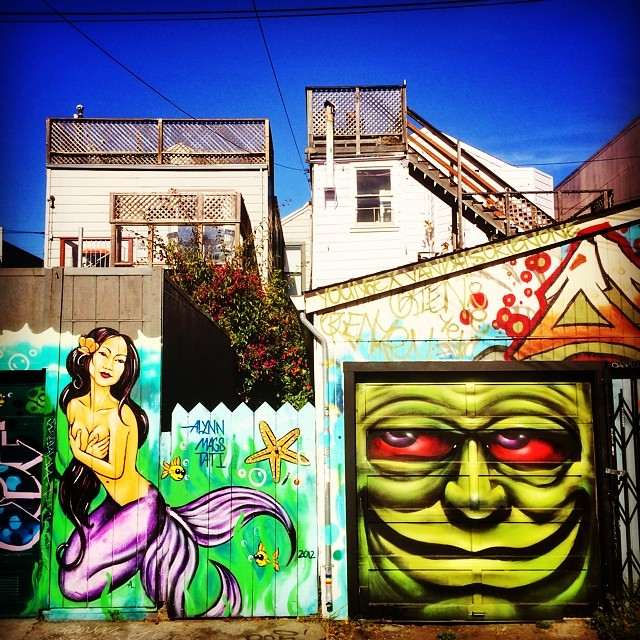 San Francisco #sanfrancisco #sf #bayarea #graf #sfgraf #graffiti #streetart #mission #missiondistrict
