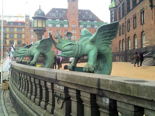 City Hall Dragons