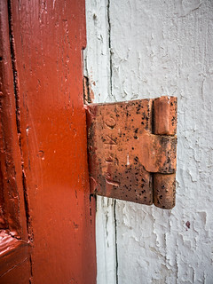 Saint Thomas Church Door Hinge