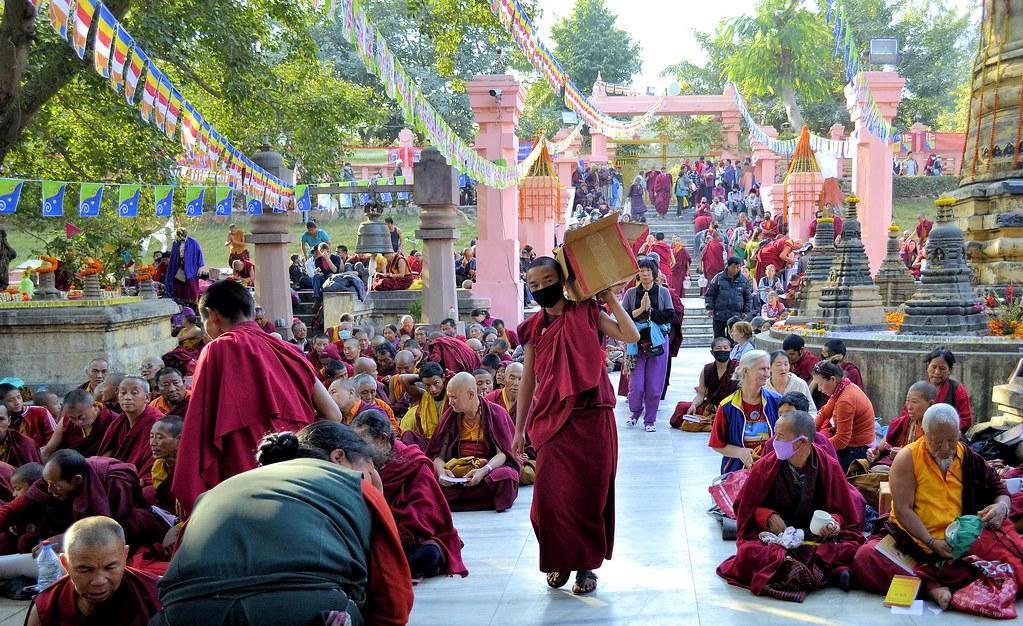 Bodh Gaya...... A Pilgrimage