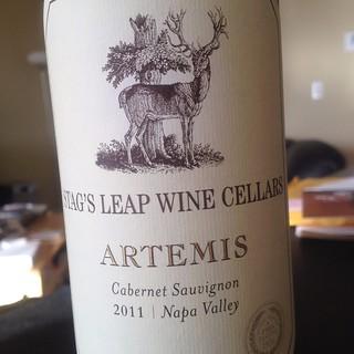 2011 Stag's Leap Wine Cellars Artemis Napa Valley Cabernet Sauvignon