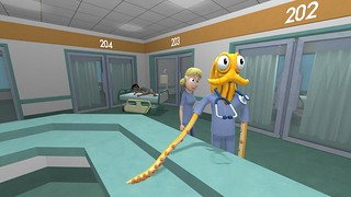 Octodad Shorts
