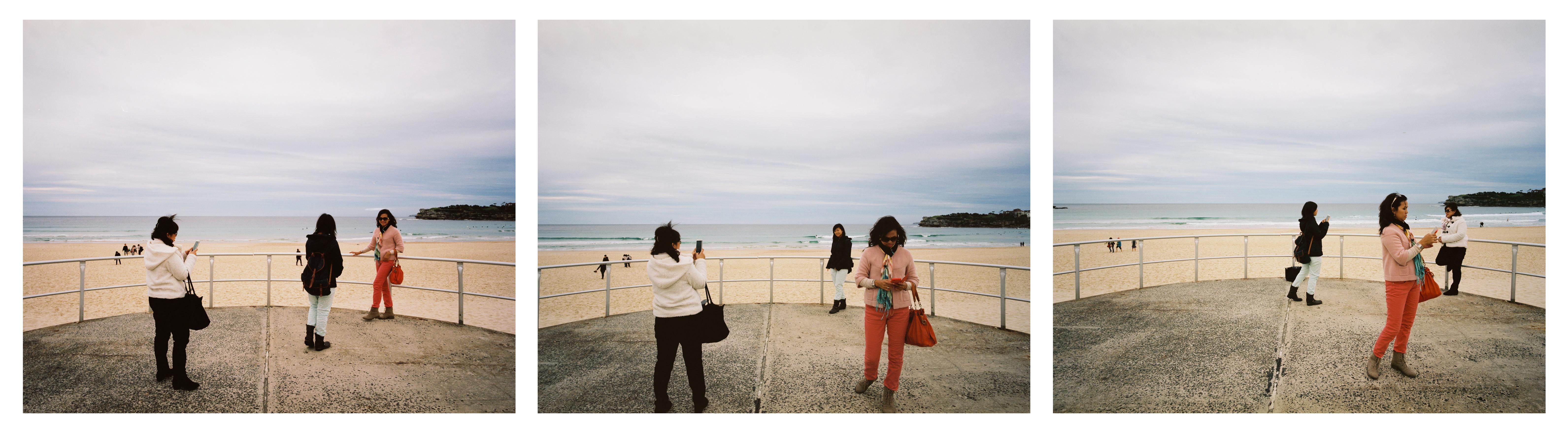 Bondi Beach Posers i, ii & iii