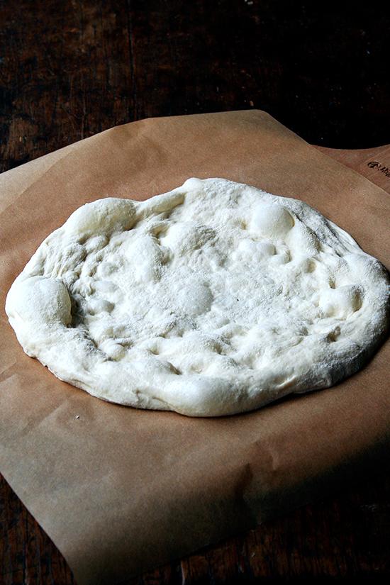 lahey dough