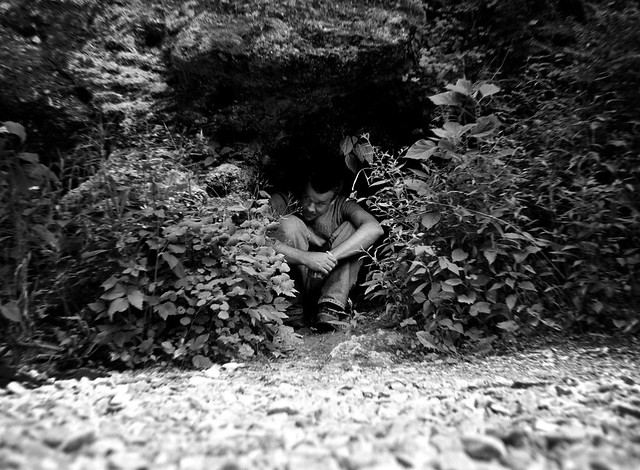 Man - Cave