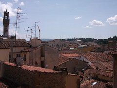 Florence's Red Tile Roofs