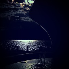 Midnight Blue's eVening #downtownkelowna #thesails #okanaganlake #lakeokanagan #creativephotography #explorebc #explorekelowna #hellobc #tourismkelowna #kelowna #life #love