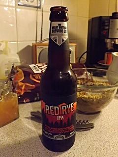 Twickenham Fine Ales (ALDI), Red Rye IPA, England