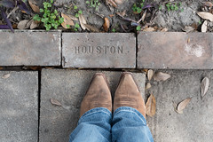 266 365+1 2016 Houston Brick & Cowboy Boots