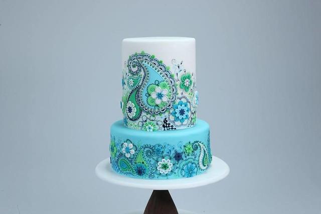 Cake by Alan Dunn Sugarcraft