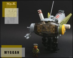 Myggan - Ma.Ktober 2016