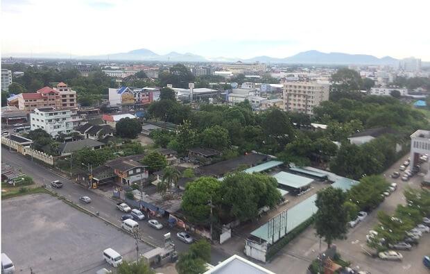 161025 タイ中部の街Rayongで過ごした日常