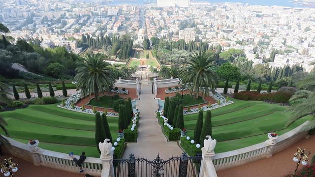 Bahai Garden (Haifa) explore 30/11/2016, Canon POWERSHOT SX700 HS
