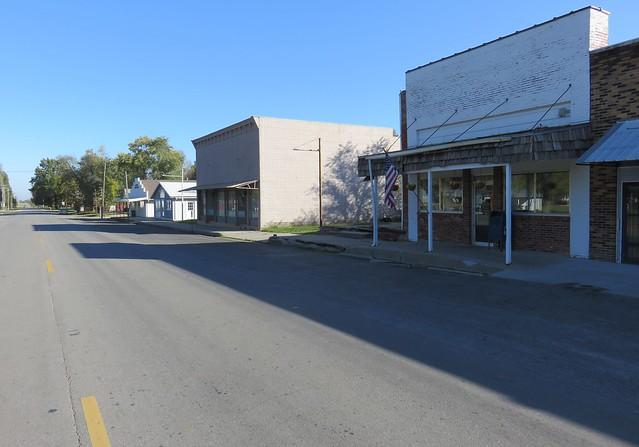 Downtown Green Ridge, Missouri