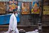 ENTRE GANESH ET SHIVA. Varanasi