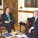 Secretary General Meets with Bolivian President
