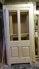 Door to pattern