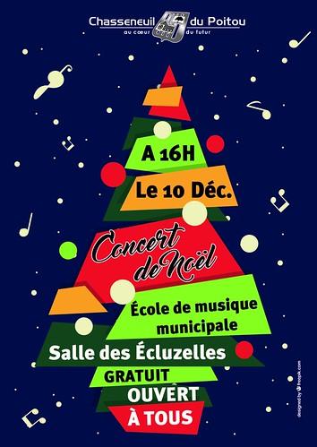 Concert-Noel-Ecole-Musique-Municipale-Chasseneuil-du-Poitou-Vienne-86-Poitiers-Futuroscope