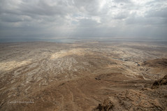 View East to the Dead Sea