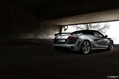 Audi R8 GT Spyder
