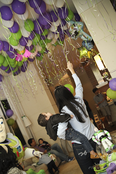 Aniversário Lucca e Vicky