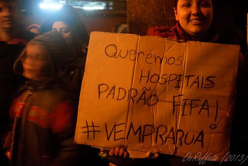 Hospitais padrão FIFA