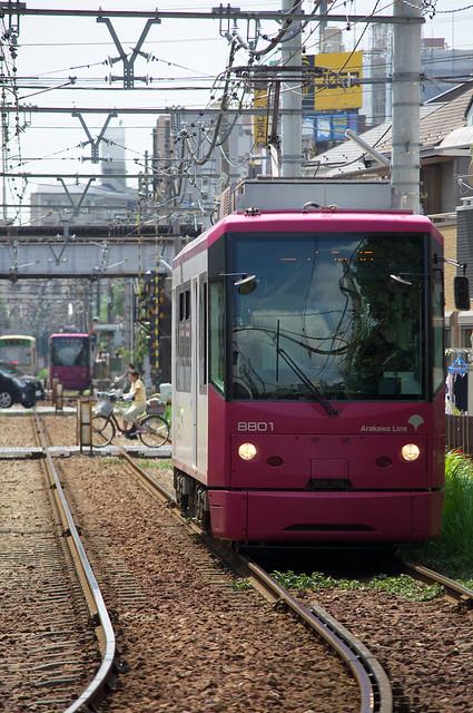 都電荒川線 Tokyo Train Story 2013年6月