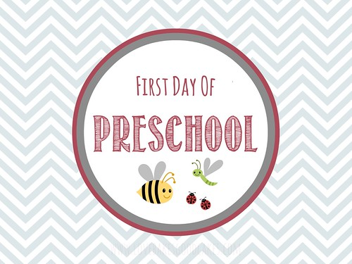first day of school sign template - first day of school printables love bakes good cakes