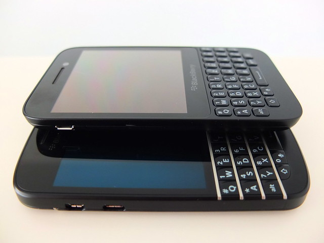 BlackBerry Q5 & Q10