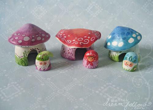 mushroom neighbors