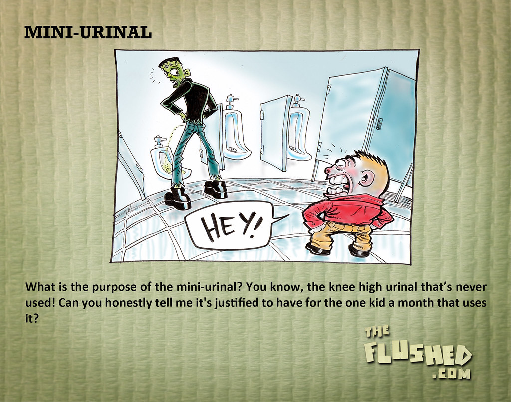 Mini-Urinal