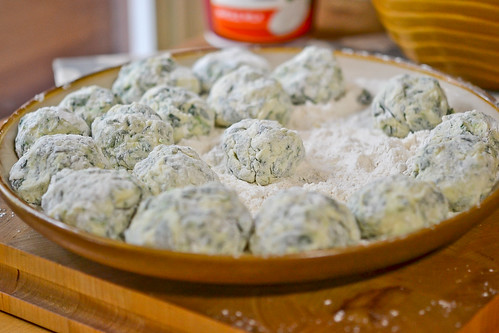 Ricotta Dumplings-5