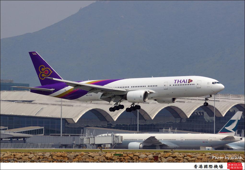 Thai Airways International HS-TJD-007