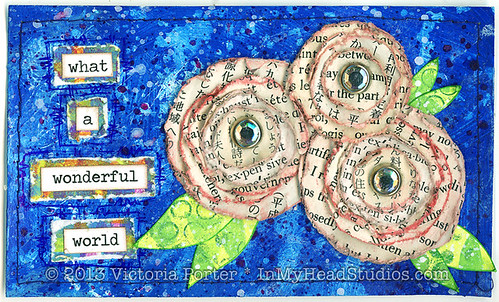 """What A Wonderful World"" ICAD : 6-24-13"