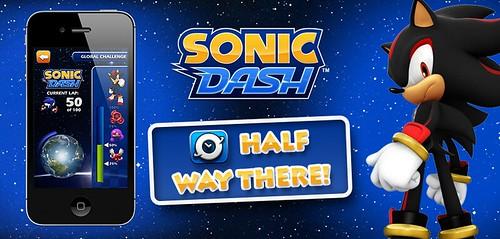 Sonic Dash (Global Challenge)
