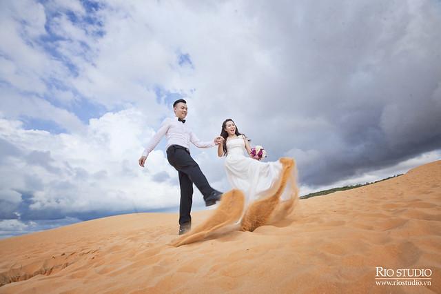 Ảnh cưới Giang - Phương (Mũi Né)