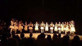 Πολιτιστικός Σύλλογος Αιανής Η Πρόοδος σε εκδήλωση στο Αλέξινατς