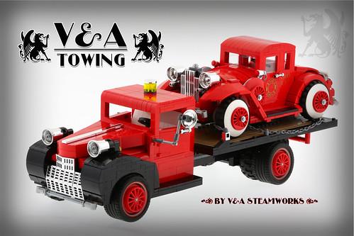 VandA Towing