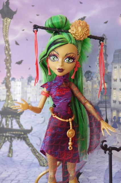 Les Monster High de Cendrine 9432251877_5c0efff023_z