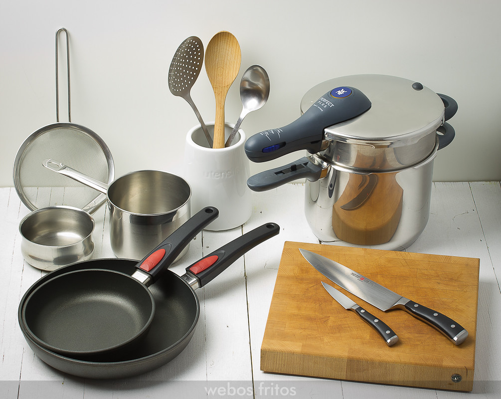 Menaje para independizarse: Diez utensilios básicos