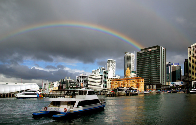 Auckland Waterfront NZ