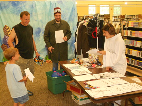 Comics Fest 2013 - Orchard Park Library