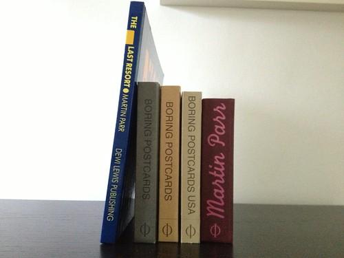 Martin Parr books
